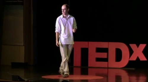 Peter Bentley at TEDxBermuda
